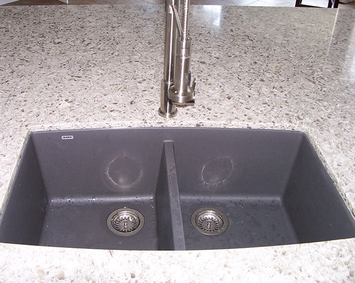 Kitchen Sink After