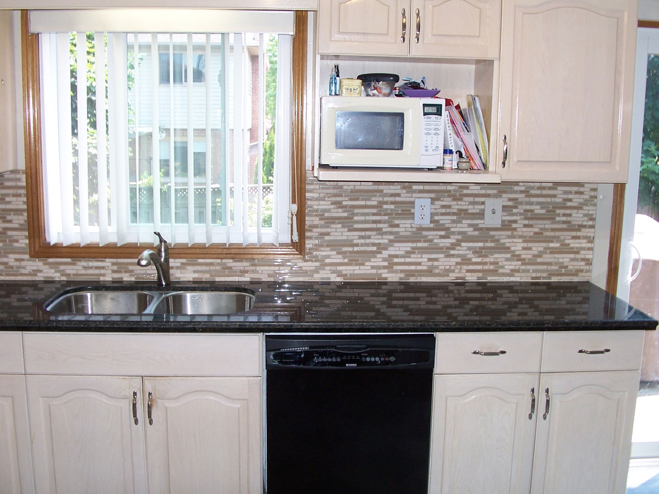Kitchen Counters After