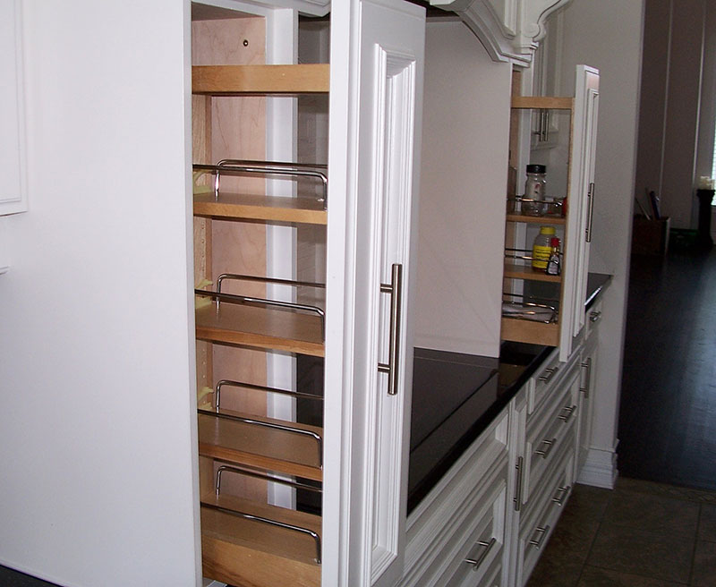 Pantry Storage After