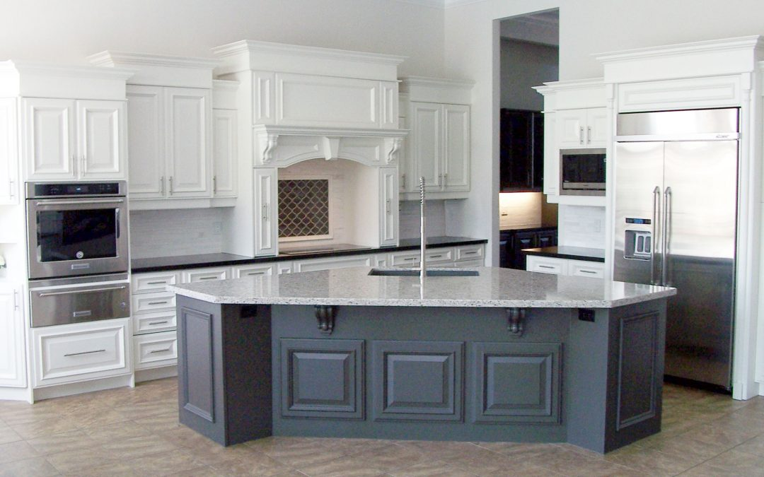 Gourmet Kitchen with Butler Pantry & Writing Desk