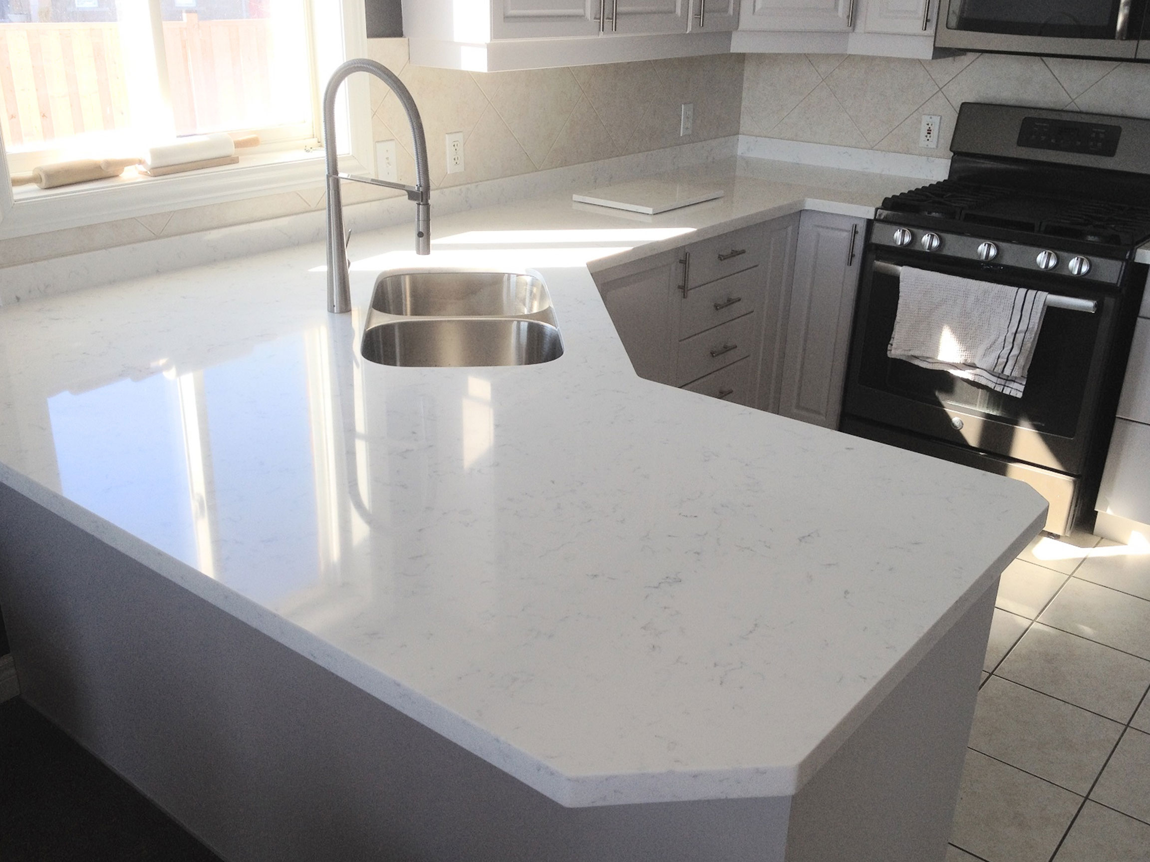 Countertop Replacement After