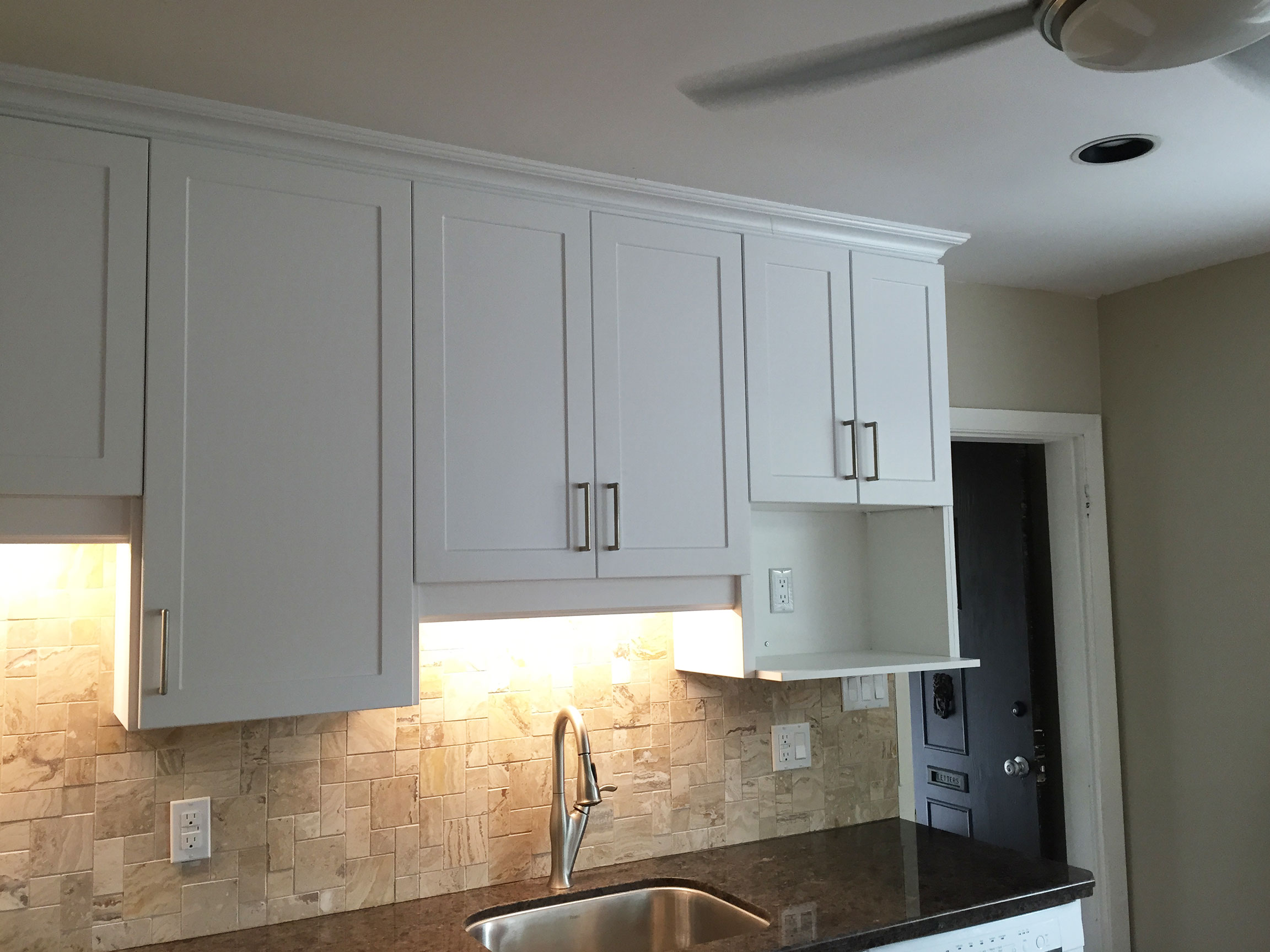 Kitchen Cabinet Reface After